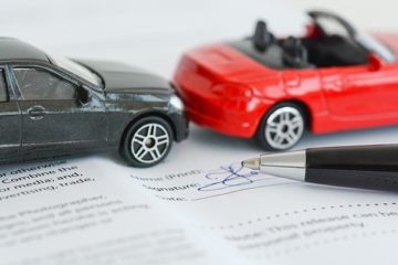 Insurance policy contract